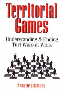 picture of the book Territorial Games by Annette Simmons