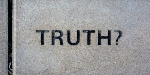 Who Controls the Truth?